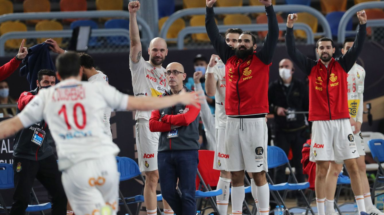 España logra el bronce gracias a una actuación memorable de Rodrigo Corrales