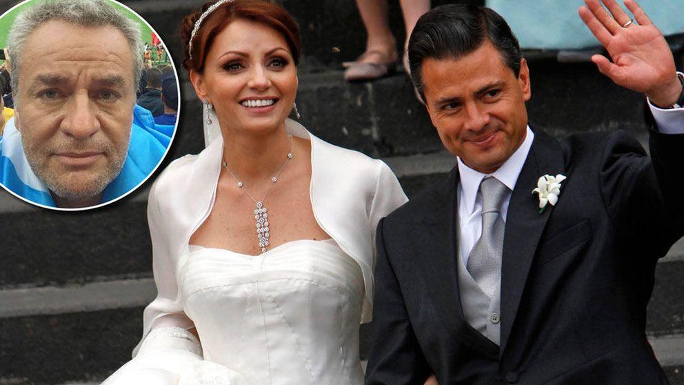 El ex de Angélica Rivera se pronuncia sobre la ilegalidad de su boda