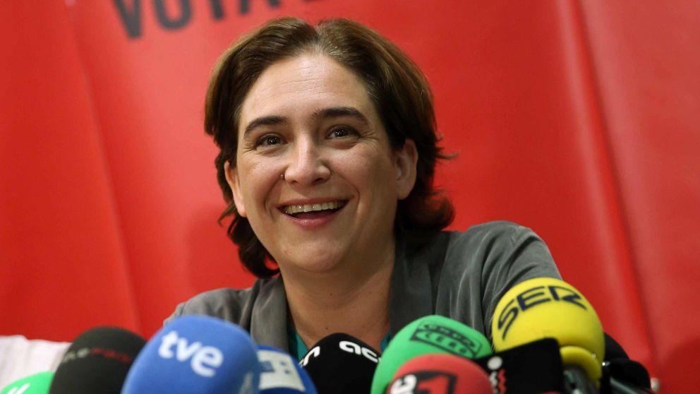 Colau tiene atado su nombramiento como nueva alcaldesa de Barcelona