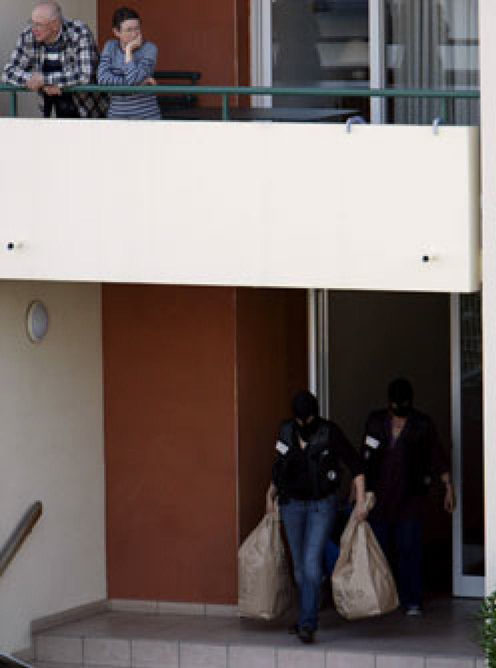 Foto: Éxito del CNI: el cerco a los pisos de acogida llevó a la detención del jefe de ETA