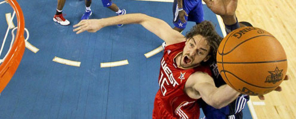 Gasol y el Oeste echan en falta a Kobe Bryant