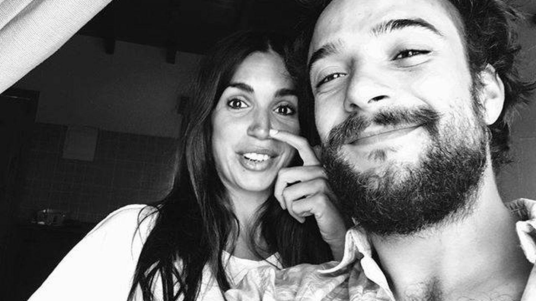 Elena Furiase y Gonzalo Sierra. (IG)