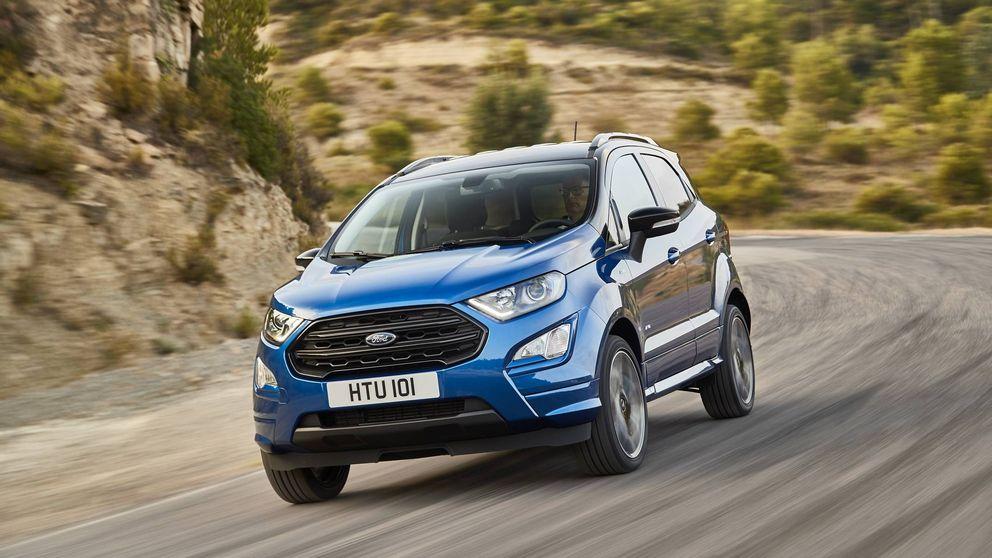 El Ford EcoSport alcanza la madurez