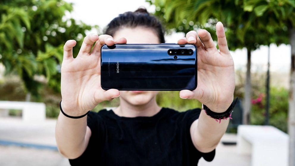 Probamos el Honor 20: el 'pepino' con el que Huawei quiere recuperar la normalidad