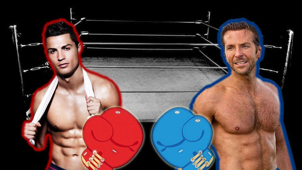 ¿Bradley Cooper o Cristiano Ronaldo? Dos guapos para Irina Shayk