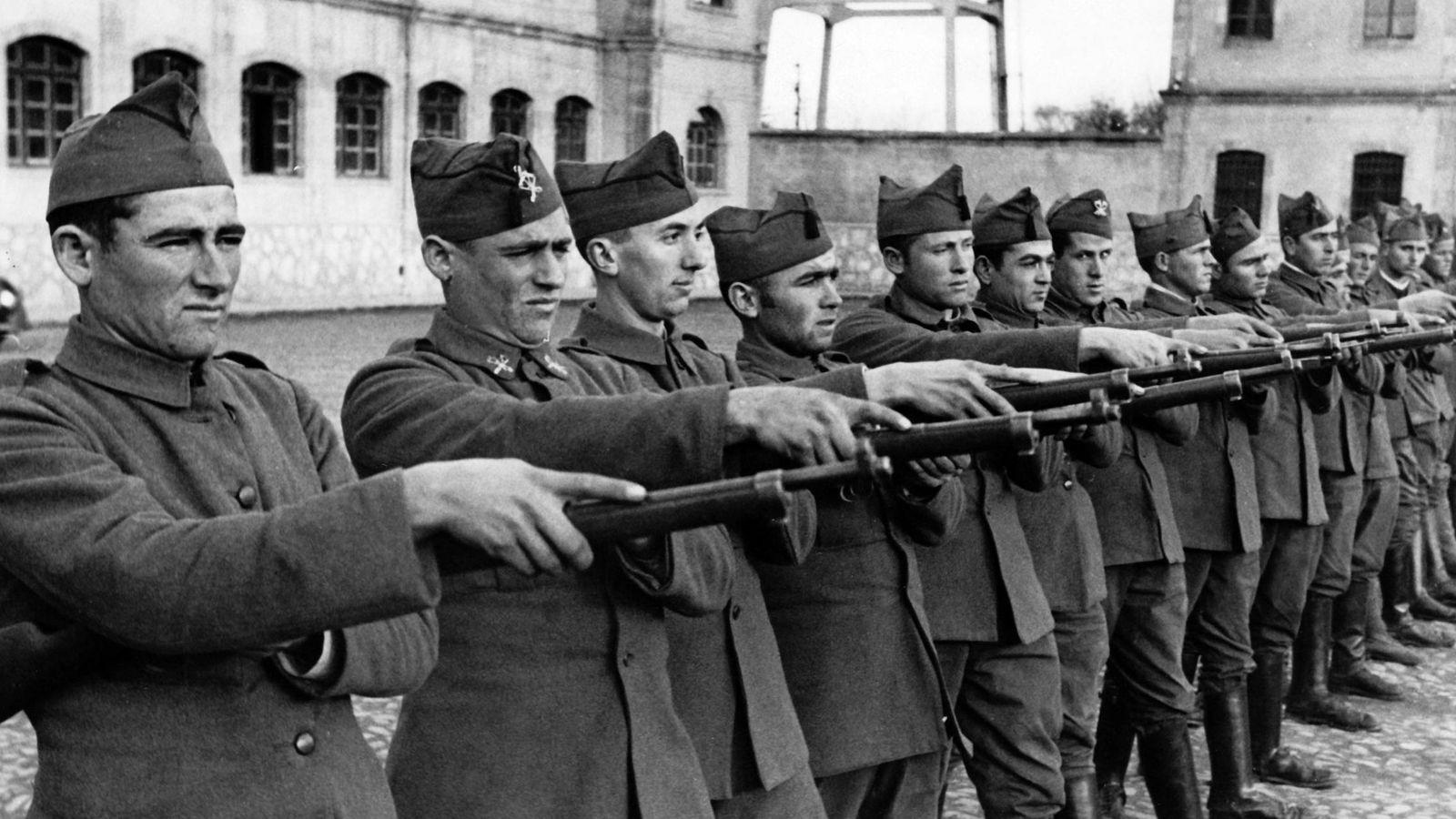 """La Guerra Civil terminó en 1952, no en 1939: """"Hemos aceptado el discurso franquista"""""""