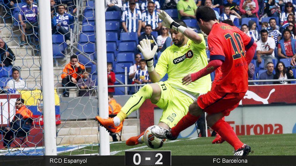 Foto: El Barça gana un partido clave en la lucha por la Liga y mete presión al Real Madrid