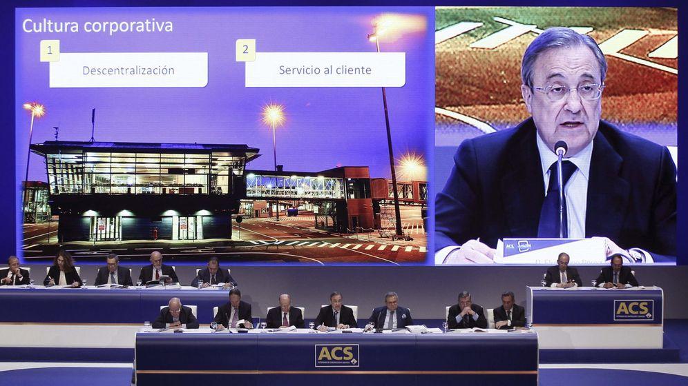 Foto: El presidente de Florentino Pérez. (EFE)