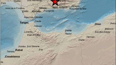Un terremoto de magnitud 4,4 deja más de 75 incidencias y un herido en Granada