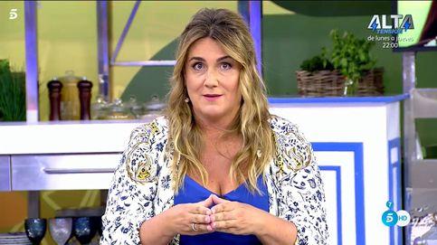 Carlota Corredera pone en su sitio a Kiko Matamoros por la obesidad de Anabel Pantoja