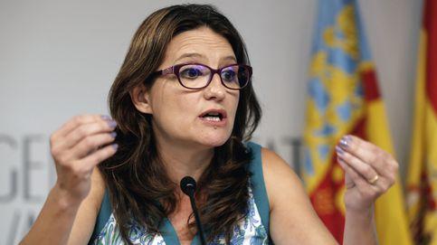 Mònica Oltra vincula el fin de la tensión territorial a la reforma constitucional