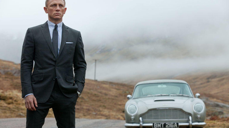 El truco para conseguir que tu corbata luzca elegante, como la de Bond, James Bond