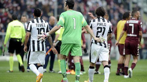 A la Juventus le sienta bien la piel de cordero, pero no podría quitársela