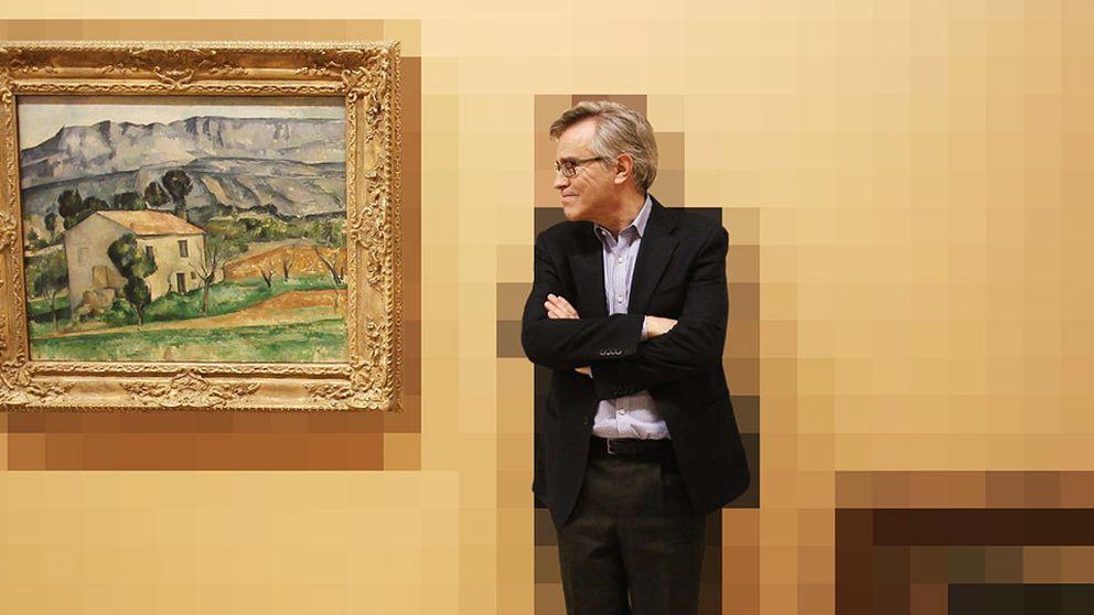 Guillermo Solana, mal retrato del Museo Thyssen-Bornemisza