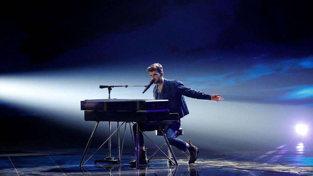Foto: Duncan Laurence, representante de Países Bajos. (RTVE)