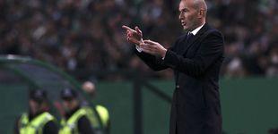 Post de Lopetegui y las lesiones permiten a Zidane madurar y mejorar