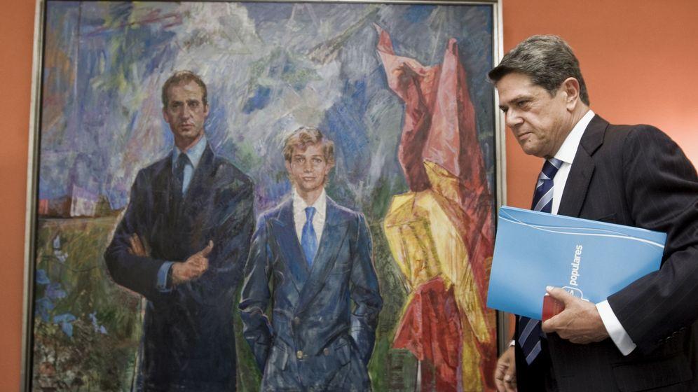 Foto: El embajador de España en Londres, Federico Trillo. (EFE)