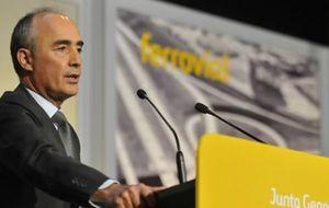 Ferrovial aprueba en junta sumarse al 'scrip dividend'