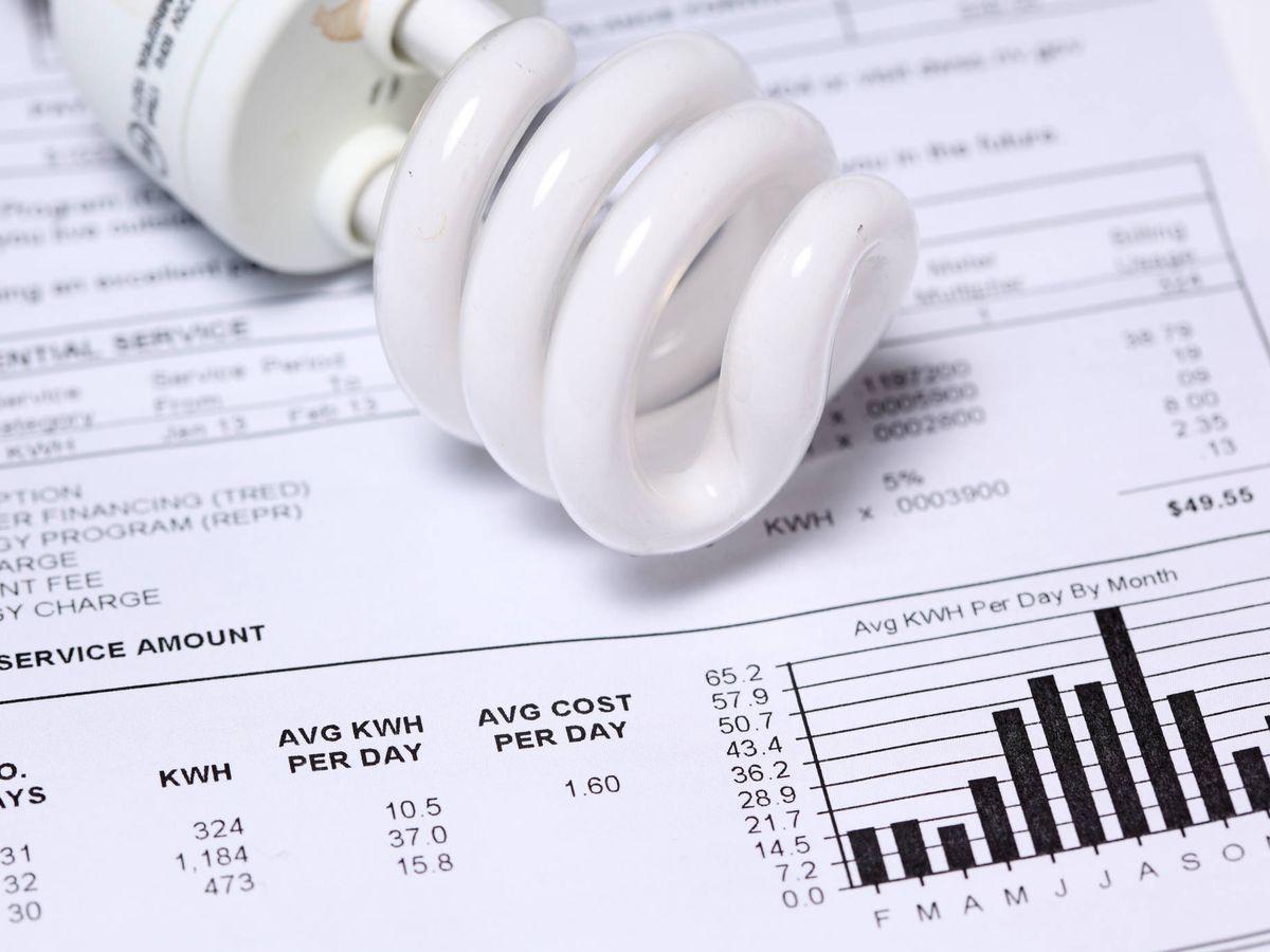 Foto: Comprueba con la curva de precios de la luz qué electrodomésticos cuestan más en horario punta (iStock)