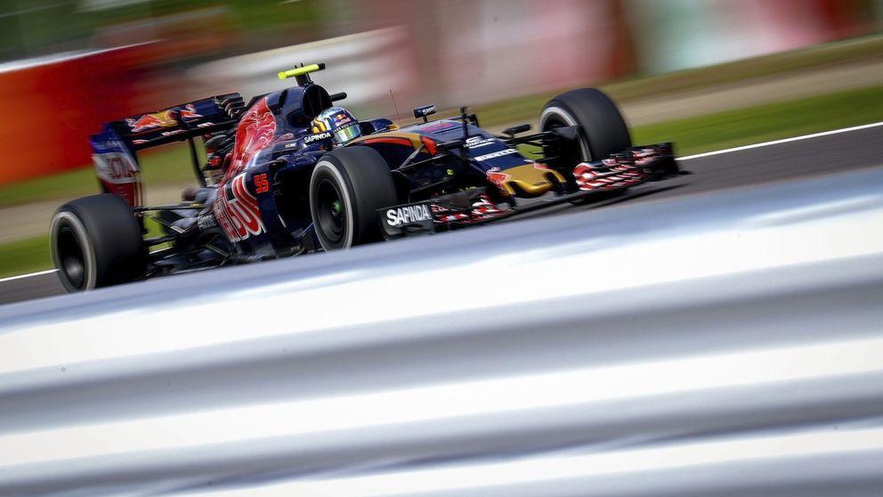Carlos Sainz o cuando dan ganas de tirar la toalla e irse ya a Renault