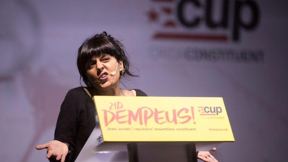 Anna Gabriel se encuentra en Suiza y la CUP no aclara si irá al Supremo