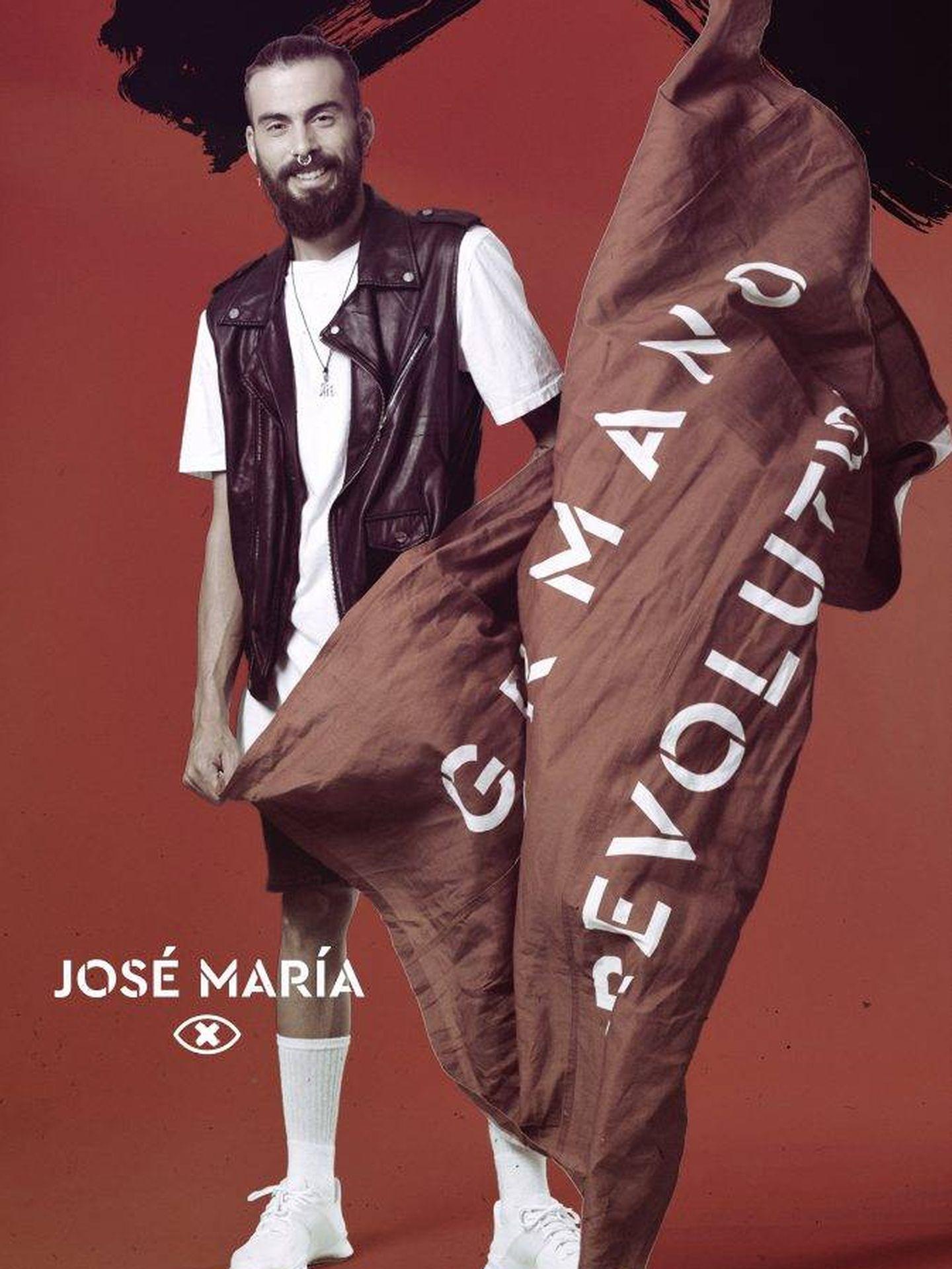 José María Pérez, concursante de 'GH: Revolution'.