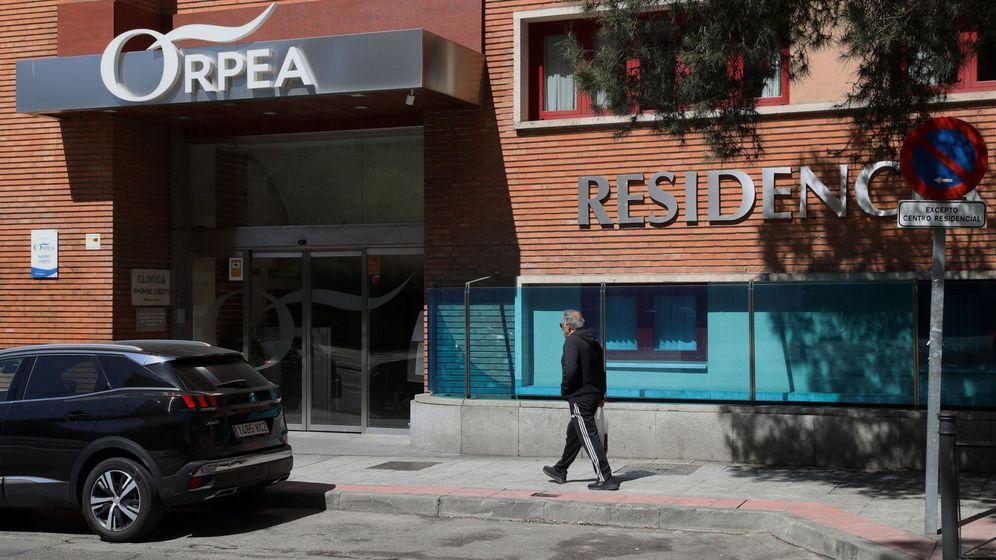 Foto: Una residencia de ancianos en Madrid. (EFE)