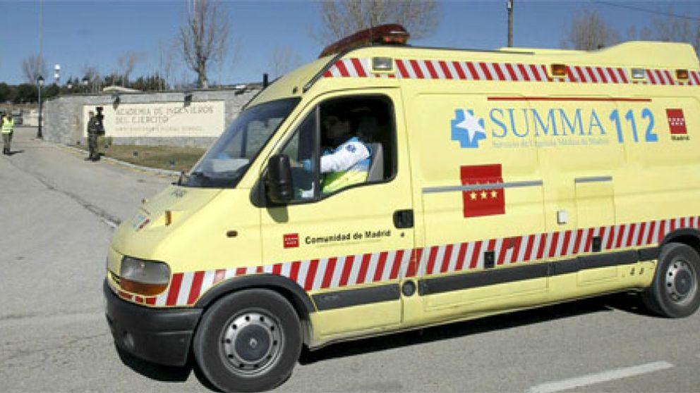 El Congreso insta al Gobierno a cambiar las luces de ambulancias y bomberos