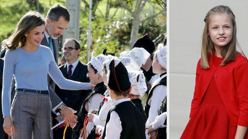¿Leonor de Borbón, princesa de Asturias? Ni estaba ni se la esperaba