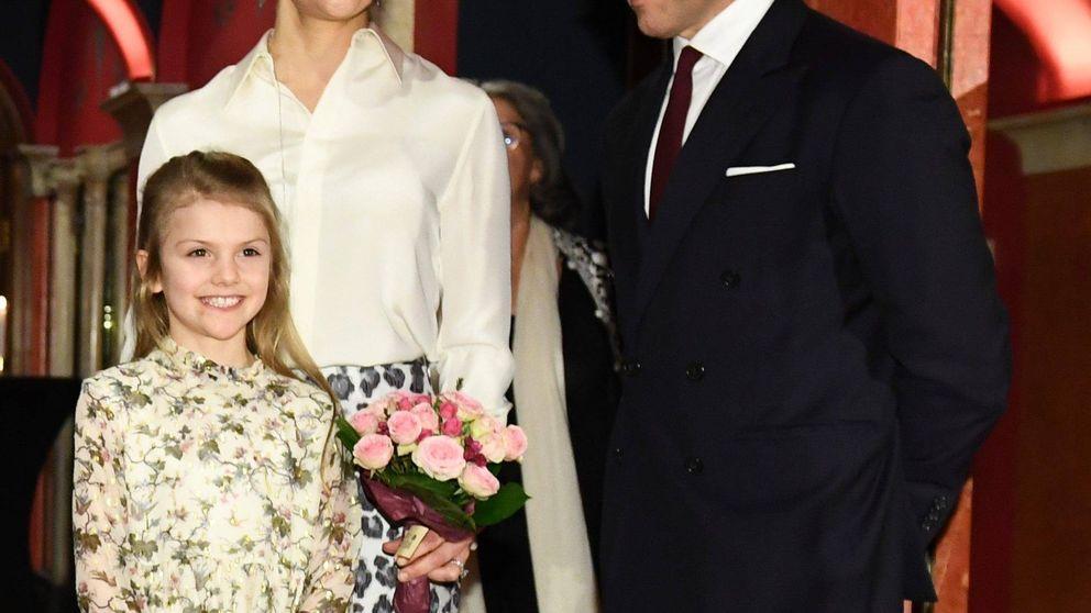 Estelle de Suecia debuta como futura heredera (y roba el protagonismo a su abuela)