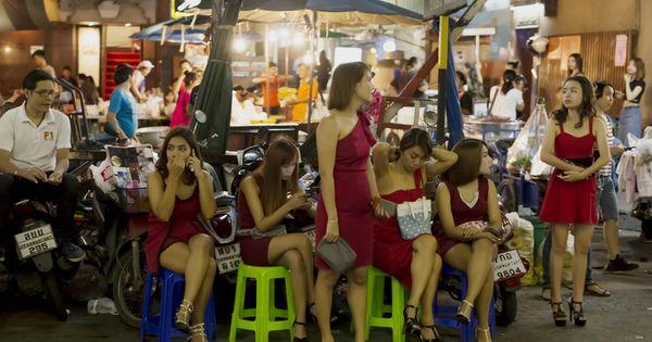 Prostitutas corea del sur numero de prostitutas en españa