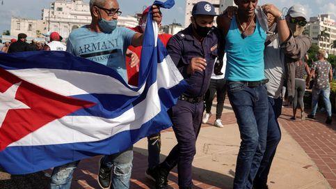 HRW denuncia que hay más de 150 detenidos por las protestas en Cuba