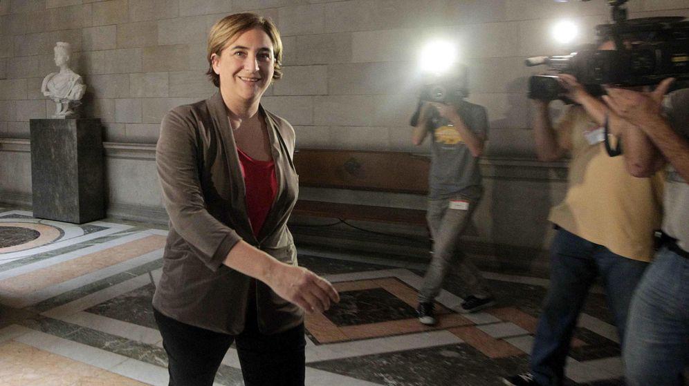 Foto: La alcaldesa de Barcelona, Ada Colau,en una fotografía de archivo (Efe)