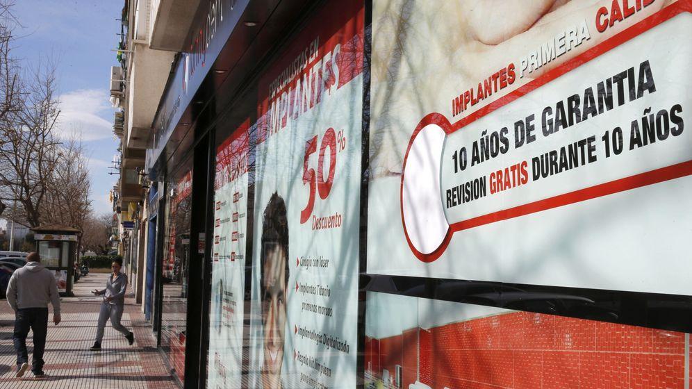 Foto: Clínica de Funnydent de Torrejón de Ardoz. (EFE)