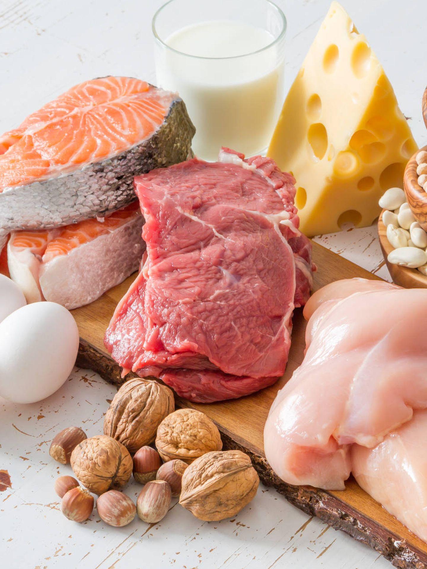 Come proteínas. (iStock)