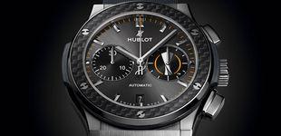 Post de Hublot presenta su primer reloj con los colores de la UEFA Europa League