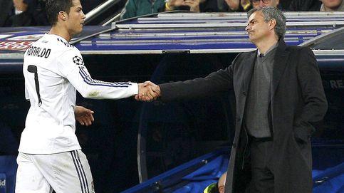 El bikini de Cristiano o el reencuentro con el falso de Mourinho
