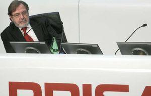 Prisa celebra el acuerdo con la banca con un rebote de más del 4%
