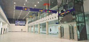 Foto: Fiebre inaugural de aeropuertos sin alas