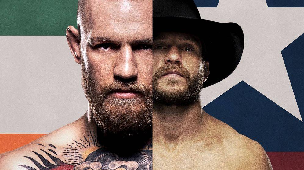 Foto: Connor McGregor y Donald Cerrone serán las estrellas de la UFC 246.