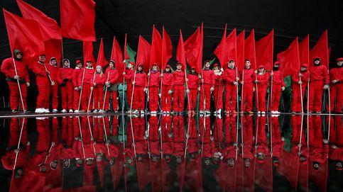 Festival de jóvenes en Moscú