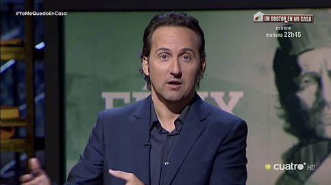 Iker desvela la censura que sufrió en TVE al hablar de la muerte de Félix Rodríguez