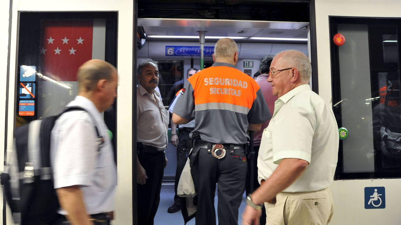 Seguridad Integral Canaria consiguió una adjudicación para operar en Metro de Madrid. (EFE)