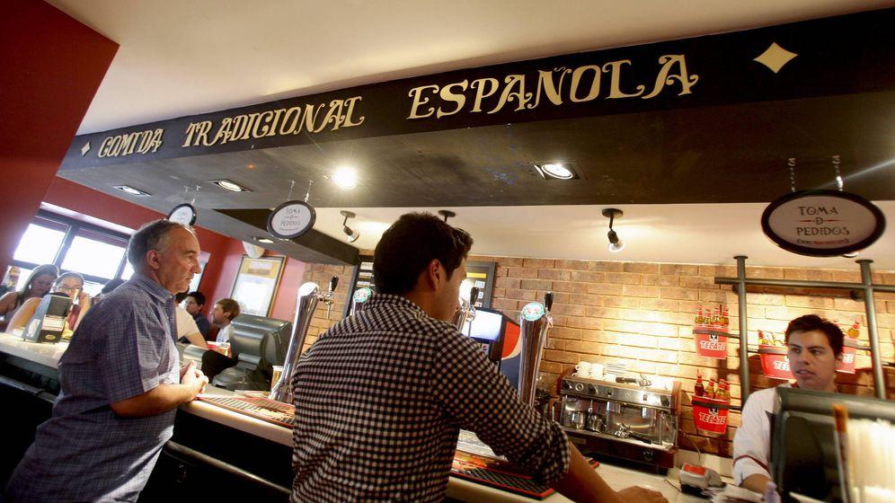 Foto: Uno de los restaurantes de la cadena '100 Montaditos'. (EFE)