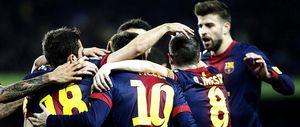Foto: El Barcelona, por delante del Real Madrid en un país que da la espalda a la Liga