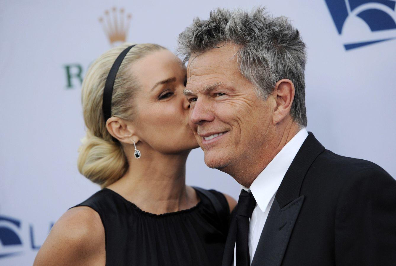 Foto: Se les acabó el amor a Yolanda y David Foster (Gtres)