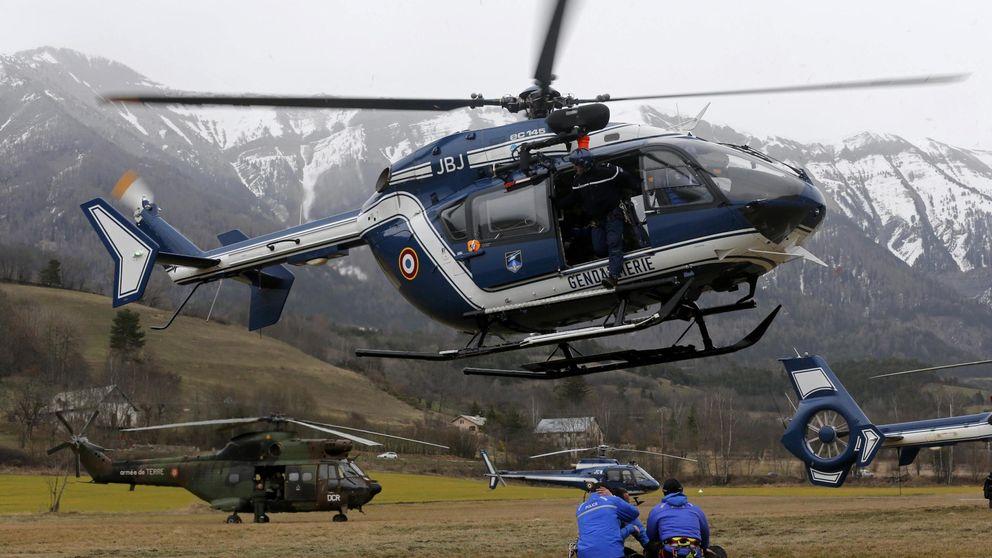 En directo: accidente de avión de Germanwings en Francia
