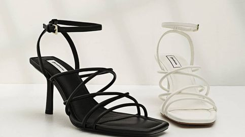 Las sandalias de tacón y tiras con las que siempre has soñado están en Stradivarius