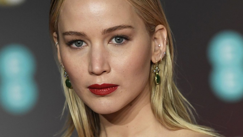 Foto: Jennifer Lawrence y su piel iluminada. (EFE)