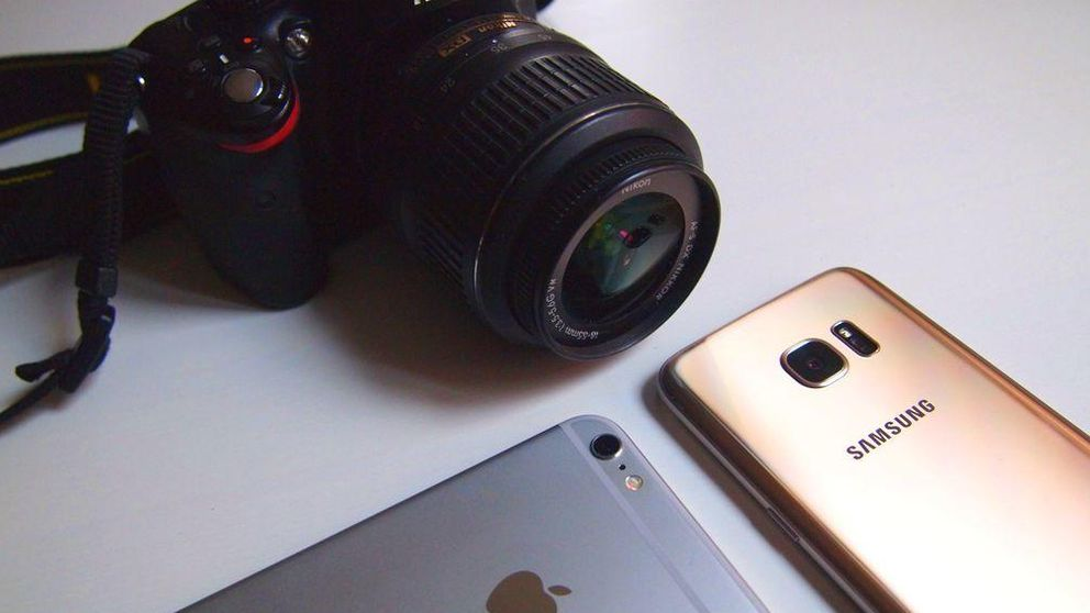 Batalla fotográfica: iPhone 6s vs Galaxy S7 vs cámara réflex, ¿cuál es mejor?